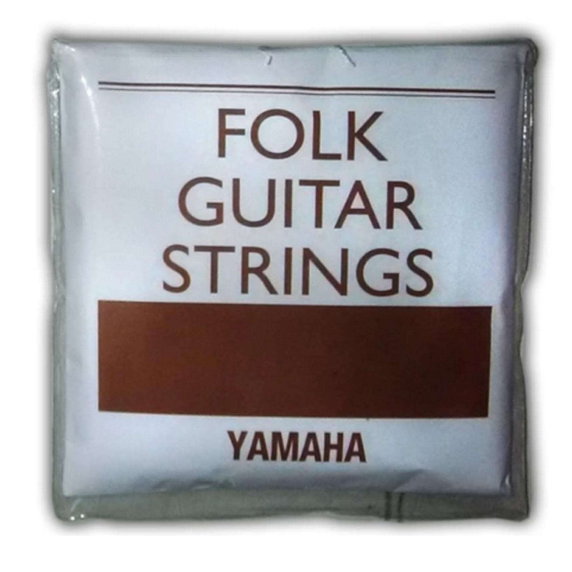Cheap online Yamaha Senar Gitar Folk Guitar Strings-Original Set 6 Pcs