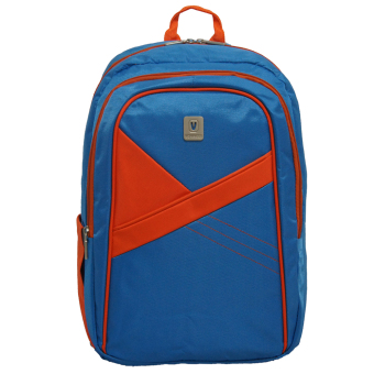 Harga Voyager Tas Ransel Laptop Kasual 7822 Backpack Up to 15 inch Bonus Bag Cover - Biru