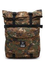Tonga 31CC002505 Casual Backpack - Camo Cokelat