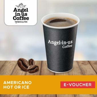 Angel in us Coffe-Americano HOT/ICE