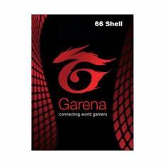 Garena Voucher 20000 (66 Shell) - Digital Code