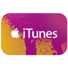 iTunes Gift Card Rp.150.000