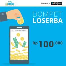 LOSERBA WALLET 100RB