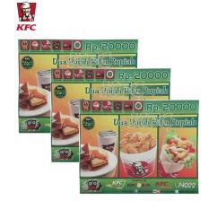 Voucher KFC 500.000
