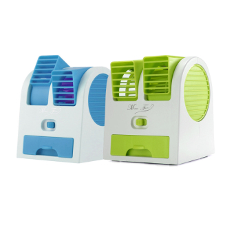 AC Mini Portable Double Window - Paket Hemat 2 Buah