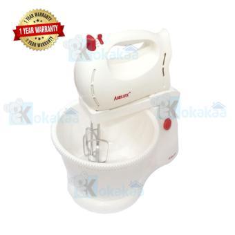 harga AirLux Stand Mixer with Bowl Putih H062 - Putih Lazada.co.id