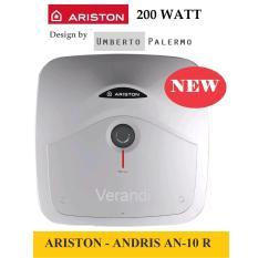 Ariston Electric Water Heater, Irit, 200 Watt, Cocok untuk Keluarga Muda , Warna Elegant- White