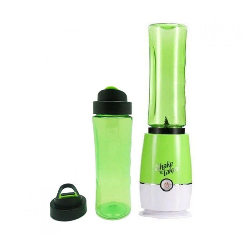 Beauty Blender Shake And Take Blender - Hijau