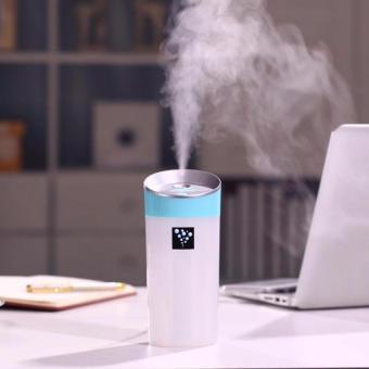 Car Air Purifier Humidifier Aromatherapy USB Air Diffuser Atomizer300ML - 4