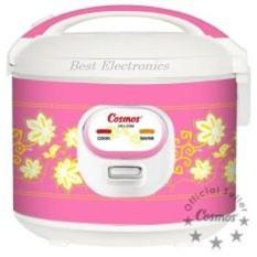 Cosmos Magic Com, Magic Jar, Rice Cooker, Penanak Nasi 1.8L 3in1 CRJ 3306 - Pink