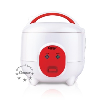 COSMOS Rice Cooker 0.6 Liter CRJ-1001TS