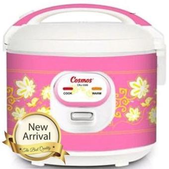 Cosmos Rice Cooker Magic Com CRJ-3306 - 1.8L - Pink