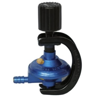 Destec COM 201 S Regulator Gas LPG Anti Bocor / Double Protection