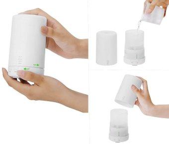Diffuser Aroma Essential Oil Ultrasonic Air Humidifier USB 70ml -Putih - 3