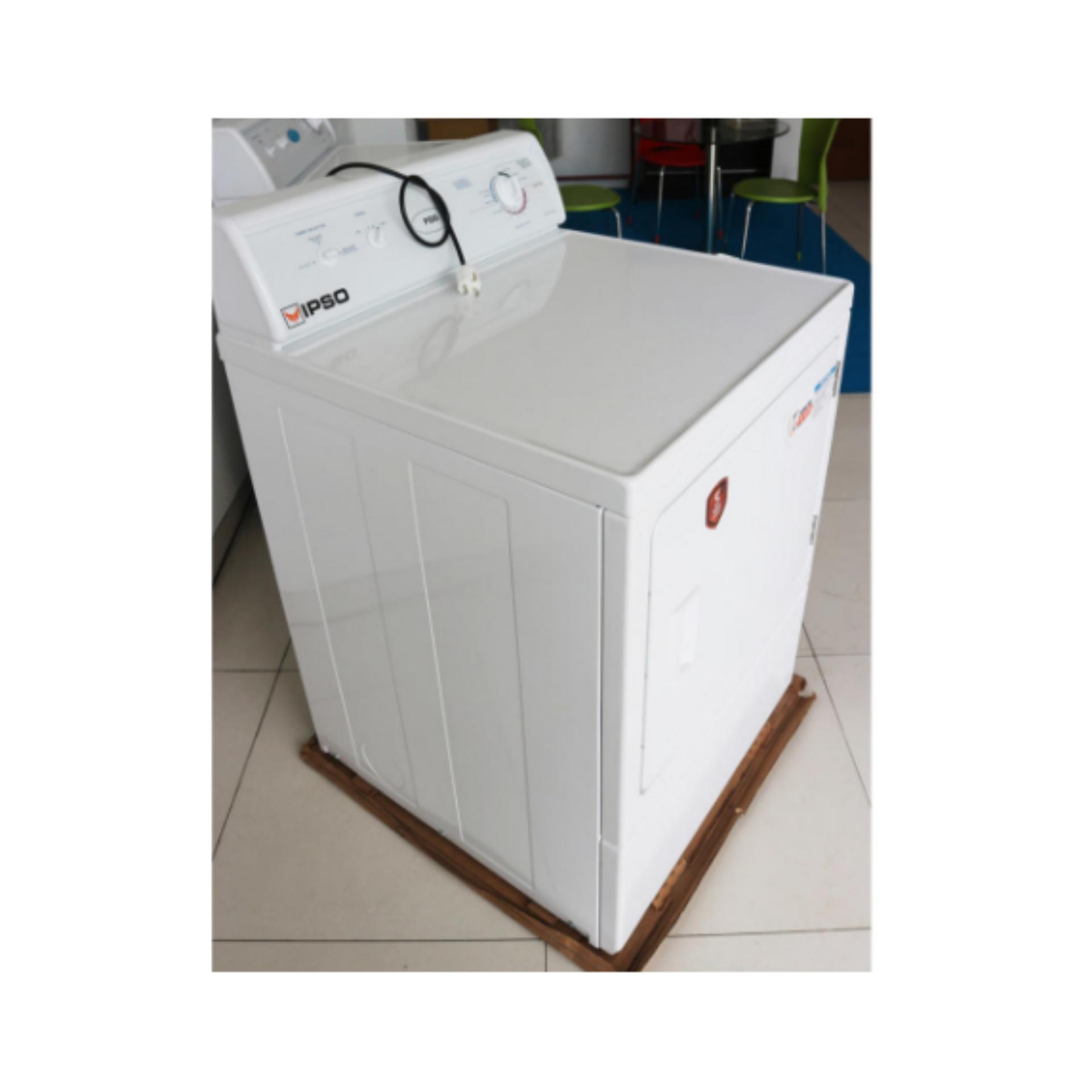 Ipso Mesin Pengering Fdg 105 Kg Putih Harga Terkini Dan Terlengkap Lg Wd P1411d6 10kg Hitam 100 Kering Cuci Front Loanding 1400rpm Khusus Jabodetabek Dryer Gas Fdg3t