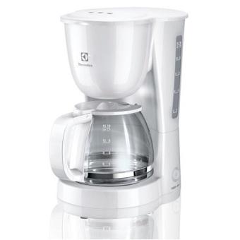 electrolux ecm 1303w coffee maker – putih [1.25 l]