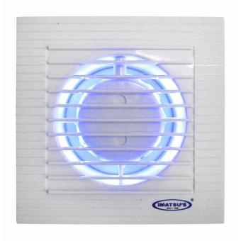 Harga Exhaust Fan Imatsu APC12K With LED 5 Inch Rumah Toilet Dapur Restoran Udara Hisap Angin