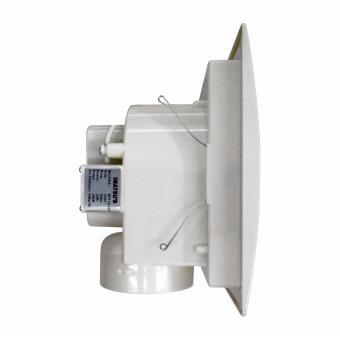 Detail Gambar Exhaust Fan Imatsu BPT10-12Y With Ball Bearing 8 Inch Rumah Toilet Dapur