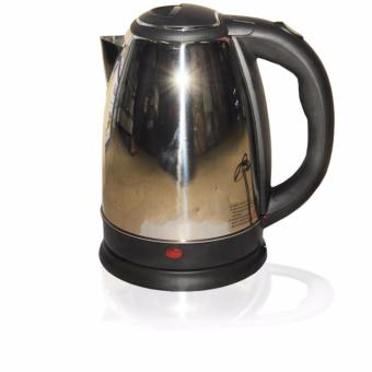 Fleco Kettle Air Teko Memasak Air 1.5 Liter Stainless F-715