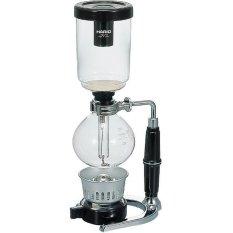 Hario Syphon Coffee Maker Technica Maker TCA-3 - Hitam