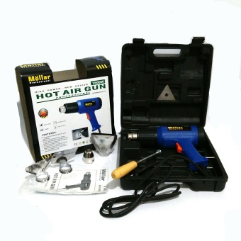 Harga Mollar Heat Gun / Hot Air Gun Kit Box