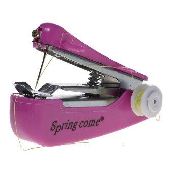 Harga Paling Laku Mesin Jahit Portable Mini - Mini Sewing Machine - Random Color