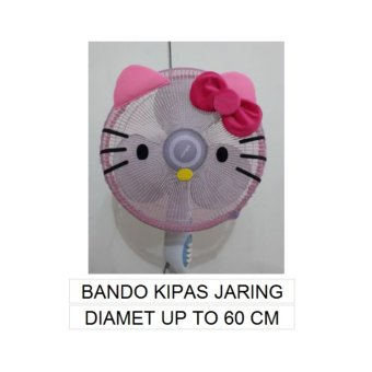 Harga KIPAS JARING HELLO KITTY