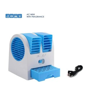 Harga AC Portable double Turbine- AC mini