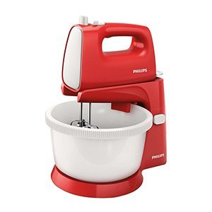 Harga Philips Stand Mixer HR1559 - Merah