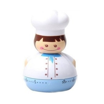 Harga Kitchen Dayong Cartoon Chef Timer / Pengatur Waktu Masak
