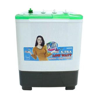 Harga Sanken Washing Machines Mesin Cuci 2 Tabung Twin Tub TW8700