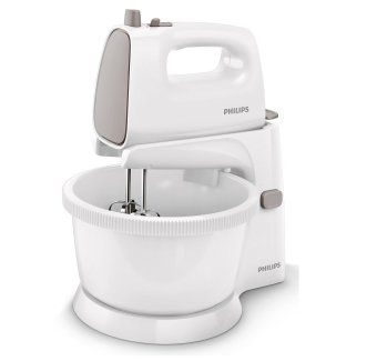 Harga PHILIPS Stand Mixer HR1559 - Abu