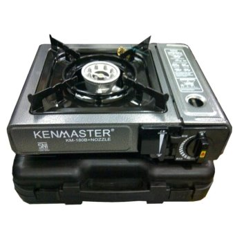 ... Kenmaster Kompor Portable 2 IN 1 KM 180 B
