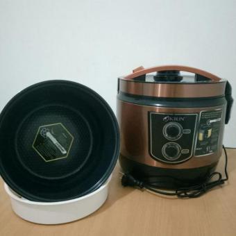 Kirin Rice Cooker 2 Liter/3 in 1/KRC-390 .