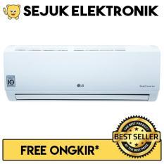 Rp 3.465.000. LG S10DMV AC Split 1 PK Deluxe Low Watt Putih (JAKARTA ONLY)IDR3465000. Rp 3.465.000. LG T06EMV AC Split 1/2 PK Inverter (GRATIS PASANG ...
