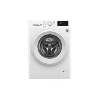lg washing machine fc1208n5w (8.0 kg) inverter