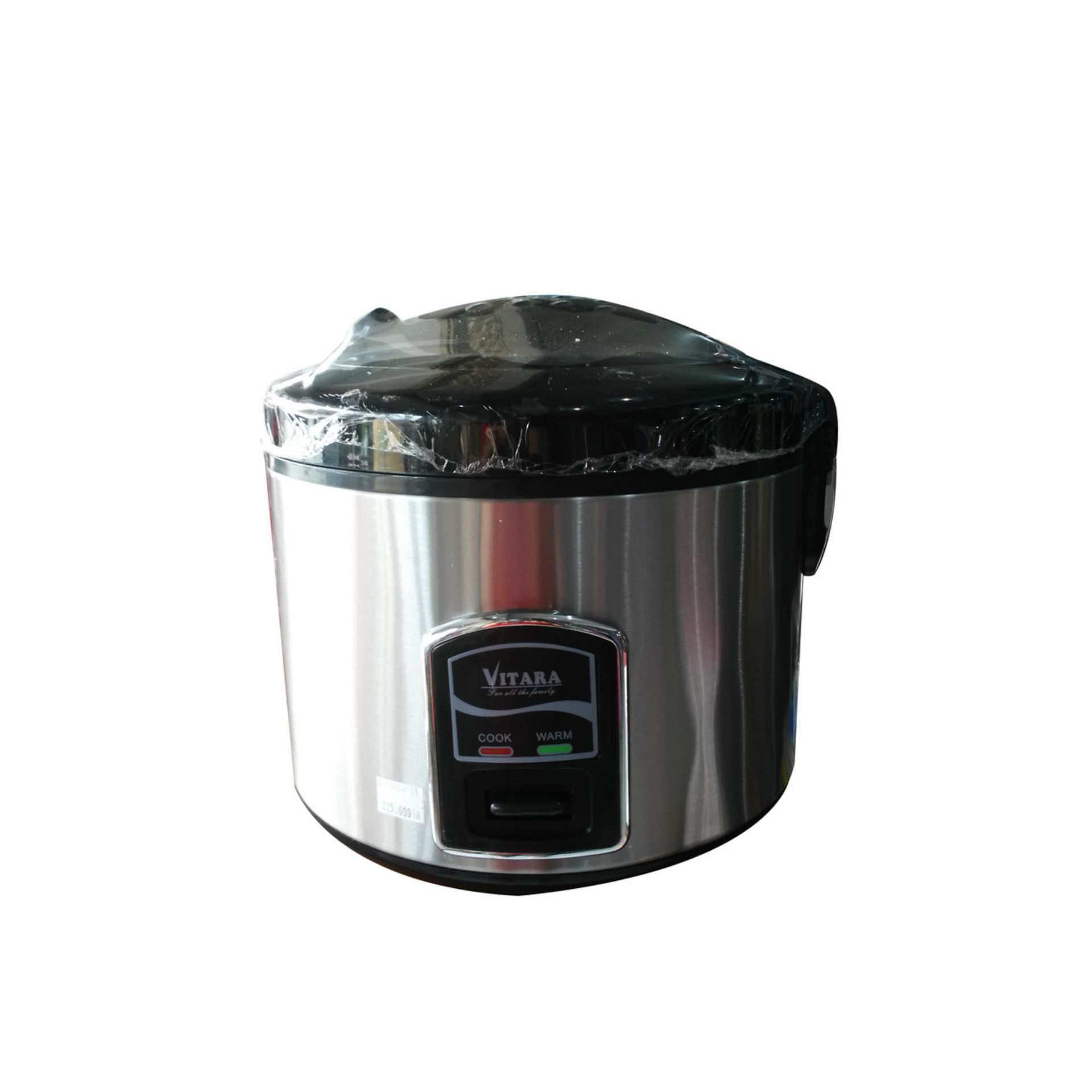 Miyako 3 In 1 Rice Cooker 06 Liter Mcm 606 Page 2 Daftar Update 609 Magic Com Warm And Cook A 0 6l Elevenia Source Stainless 8l Vitara