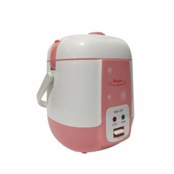 harga Maspion MRJ-051 Mini Rice Cooker - Pink Lazada.co.id