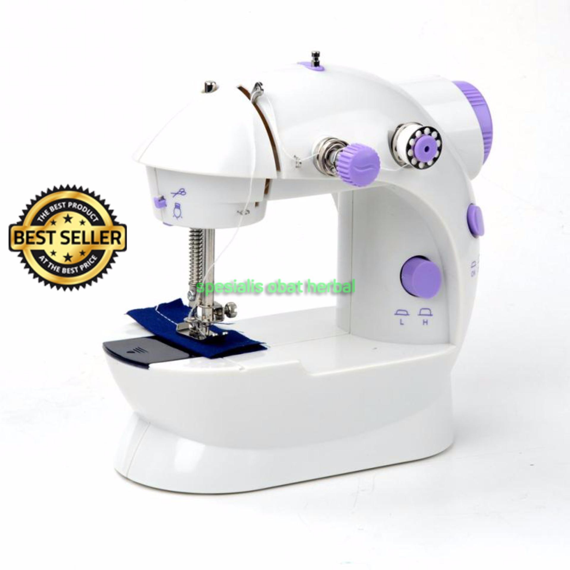 Paling Laku Mesin Jahit Portable Mini Sewing Machine Random Brother Ja1450nt Ja 1450nt Led Serbaguna Gt 202gt202