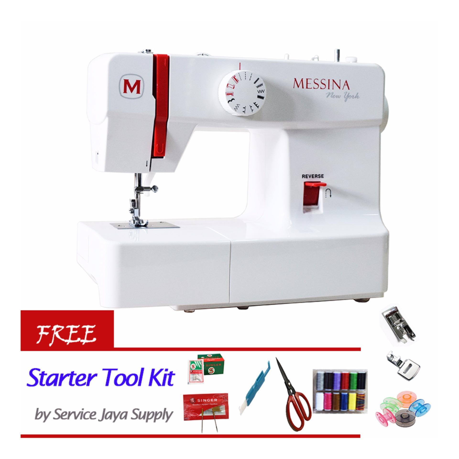 Bandingkan Toko Messina N 808 Mesin Jahit Free Sjs Starter Kit Brother Ja1450nt Portable Sewing Machine Ja 1450nt