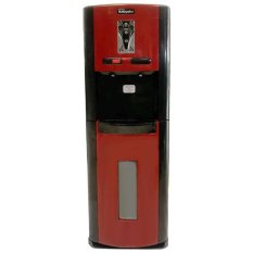 Miyako Dispenser Galon Bawah Hot&Normal WDP-200 Merah/Hitam