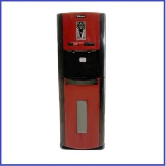 miyako dispenser galon bawah wdp 200h / wdp 200 – merah/hitam