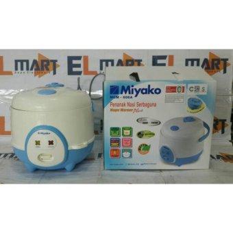 Miyako Magic Com 0,63 liter MCM 606A / Penanak Nasi Serbaguna