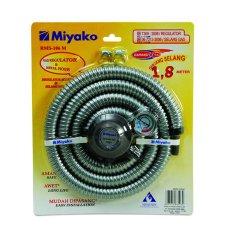 Miyako Selang Regulator RMS-106