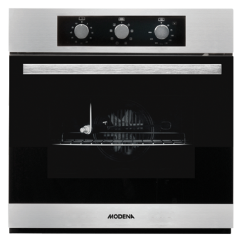 Harga Modena Builtin oven gas Modena with convection and turnspit BO3660