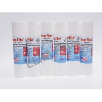 Housing Filter Air 10 Clear Drat 1 2 Tempat Penyaring Daftar Harga Paket 3 Tahap Sedimen