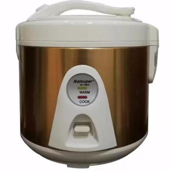 Natsuper NC1090S Rice Cooker , Magic Com , Magic Jar ,Penanak NasiKapasitas 1.8 LIter