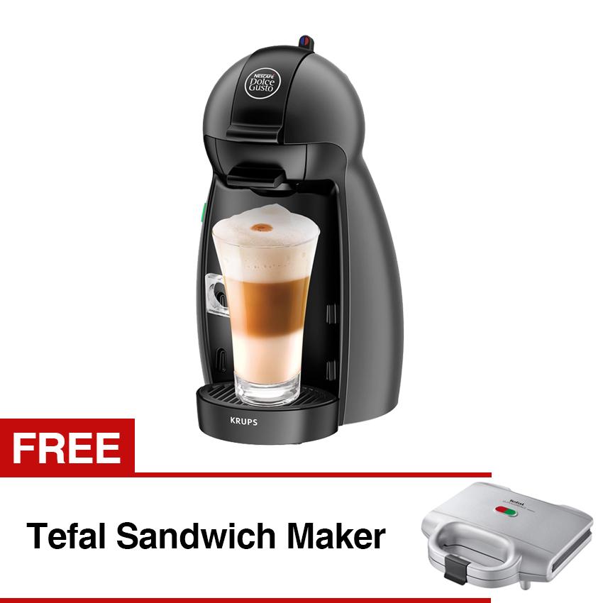 ... Nescafe Dolce Gusto Piccolo gratis Tefal Sandwich Maker ...
