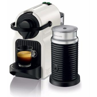 Harga Nespresso Inissia Coffee Capsule Machine - with AEROCCINO MILKFROTHER