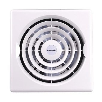 Panasonic Fv-20Tgu Ceiling Exhaust Fan Kipas Angin - Putih